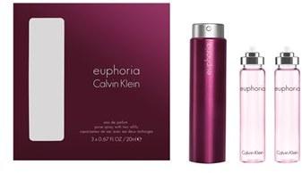 Calvin Klein 'Euphoria' Eau de Parfum Purse Spray & Refills