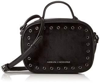 Armani Exchange Small Cross Body Bag, Women s Clutch,13.0x6.5x18.0 e99fd51948