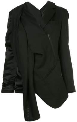 Moohong extreme deconstructed blazer