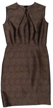 Fendi Wool-Blend Dress