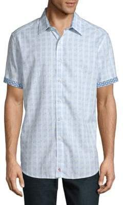 Robert Graham Abraham Drive Check Shirt