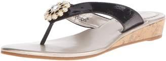 Lindsay Phillips Women's Gwen Espadrille Wedge Sandal