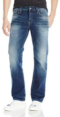 Mavi Jeans Men's Zach Straight Leg
