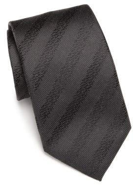Saks Fifth Avenue COLLECTION Silk Textured Tie