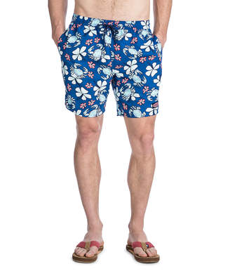Vineyard Vines Crab Floral Chappy Trunks