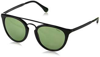 Polo Ralph Lauren Men's 0ph4121 0PH4121 Round Sunglasses