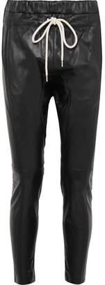 Leather Pants - Black