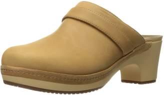 Crocs Women's Sarah Leather Clog Mule