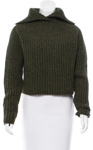 Carven Carven Wool Turtleneck Sweater