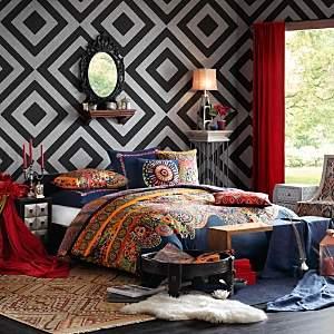 Hollywood Boho Mini Comforter Set, Twin