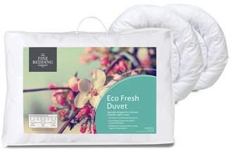 Fine Bedding Company 12 Tog 'Eco Fresh' Microfibre All Season Duvet