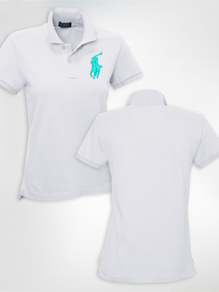 Personalization Skinny Fit Mesh Polo Shirt $98.50 thestylecure.com