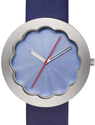 Michael Graves Projects Watches Lavender Scallop Watch