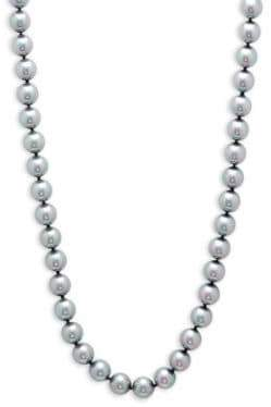 Majorica Estela Faux Pearl & Sterling Silver Necklace