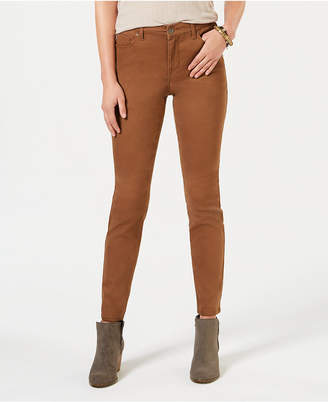 Style&Co. Style & Co Tummy-Control Skinny Jeans