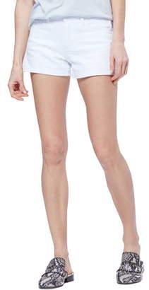 Paige Jimmy Jimmy High Waist Denim Shorts