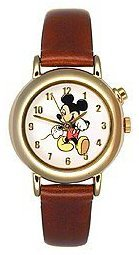 Disney MU0302D Mickey Mouse Musical Mickey March Watch $149.99 thestylecure.com