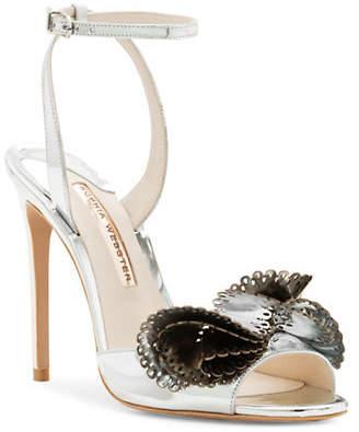 Sophia Webster Soleil Leather Stilettos