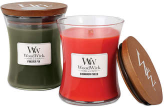 WoodWick Holiday 2-Pc. Candle Gift Set