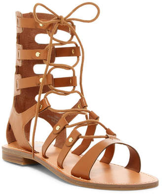 G by GUESS Hopey Gladiator Sandal $59 thestylecure.com