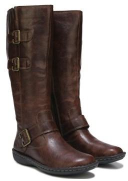 B.O.C. Women's Cleo Wide Calf Riding Boot $129.99 thestylecure.com