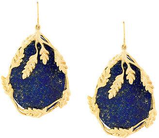 Francoise lapis earrings