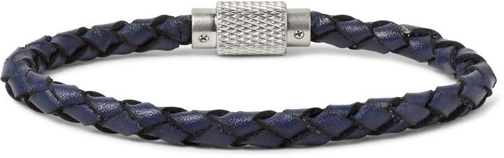 Polo Ralph LaurenPolo Ralph Lauren Woven Leather Bracelet