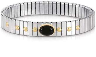 Nomination 18K Yellow Gold & Stainless Steel Agate Extension Bracelet