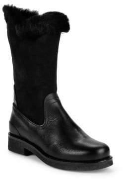 Karen Waterproof Shearling Lined Boots