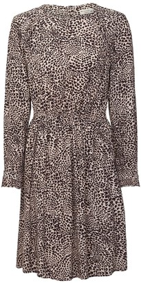 Elodie K Nooki Design Dress Mini Leopard