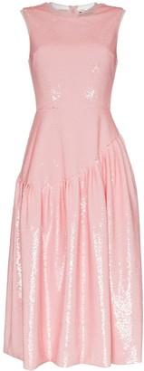 Simone Rocha sequin embellished midi dress