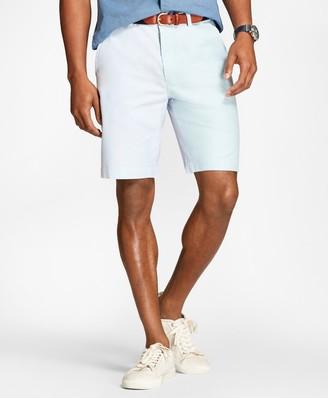 Brooks Brothers Supima Cotton Fun Oxford Shorts