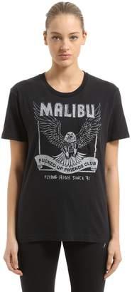 Malibu Fufc Cotton Jersey T-Shirt