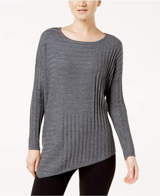 INC International Concepts I.n.c. Asymmetrical Sweater, Created for Macy's