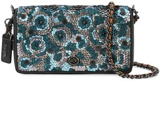 Coach sequin embellished Dinky bag