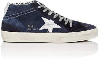 Golden Goose Women's Mid Star Suede Sneakers