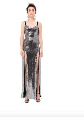 abb3c94e Silver Maxi Dress - ShopStyle UK