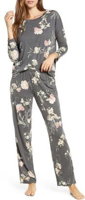 Flora Nikrooz Kathy Floral Pajamas