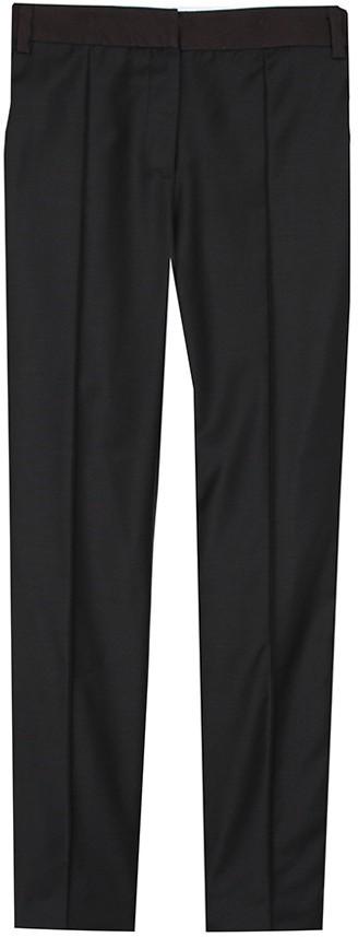 Tibi Tuxedo Skinny Pant