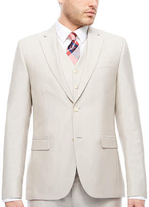 Jf J.Ferrar JF  Bone Shimmer Jacket-Slim Fit