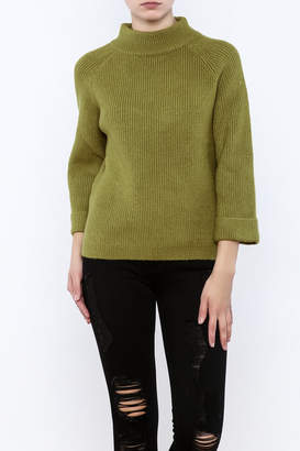 Freeway Kiwi Sweater