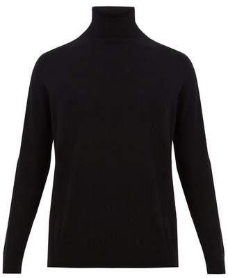Raey Roll-neck cotton-knit sweater