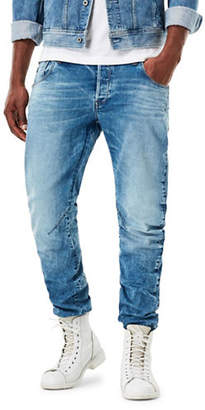 G Star Itano Faded Slim-Fit Jeans