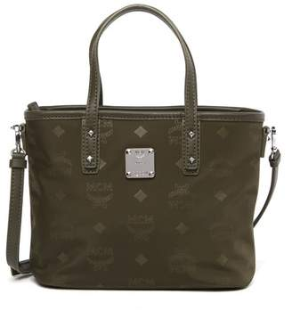 MCM Top Zip Shopper Shoulder Bag