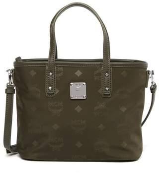 MCM Top Zip Shopper Shoulder Bag