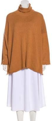 eskandar Long Sleeve Turtleneck Sweater