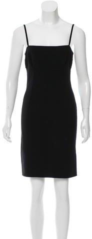 MICHAEL Michael KorsMichael Kors Collection Wool Knee-Length Dress