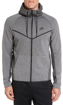 Men's Nike Sportswear Tech Fleece Windrunner Hoodie $140 thestylecure.com