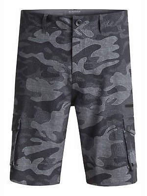 "Quiksilver NEW QUIKSILVERTM Mens Offshore 21"" Amphibian Walk Short Shorts"