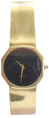 Concord Mariner Quartz 18K Yellow Gold Mens Watch